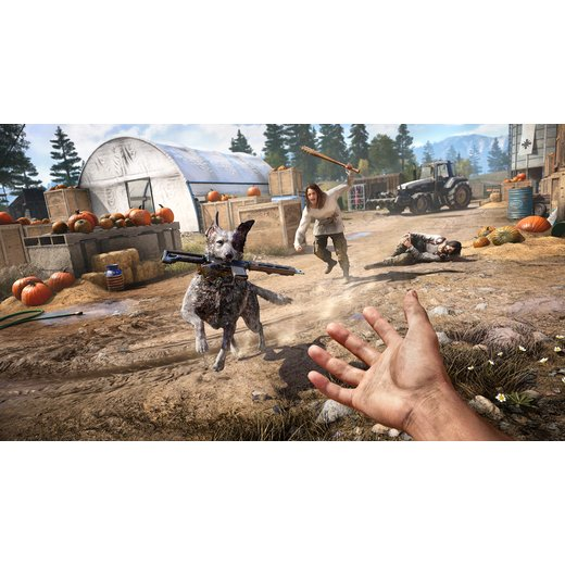 Far Cry 5 - Standard Edition - PlayStation 4