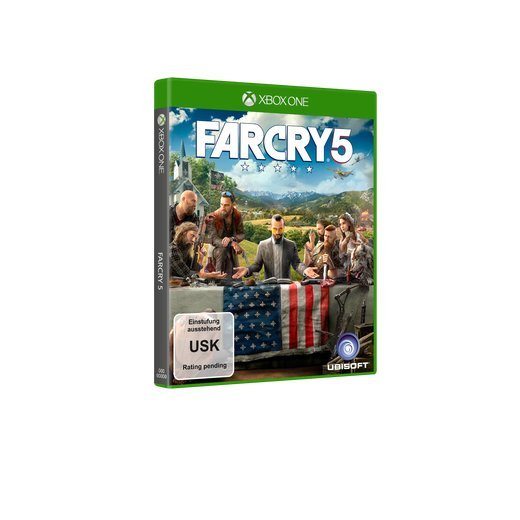 Far Cry 5 - Standard Edition - Xbox One